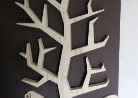 Usinage de décors en bois